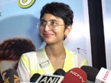 Video : Kiran Rao On Aamir Khan's Look In <i>Secret Superstar & Thugs Of Hindostan</i>