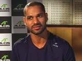 Video : Competition In The Team Is Healthy: Shikhar Dhawan To NDTV