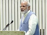 Video : GDP Hasn't Fallen For The First Time, Says PM Modi