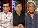 Video: Saffron vs Red: Yogi Adityanath vs Sitaram Yechury