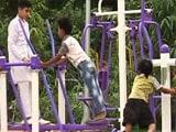 Video: बेहतर इंडिया: मामूली जमीन पर बनाया बेहतरीन पार्क