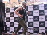 Video : Watch: Tiger Shroff's Lightning Speed Run