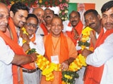 Video: Yogi Adityanath Plans Big Lord Ram Statue On Ayodhya River Bank