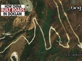 Video : Exclusive: How China Has Built Major Roads In Doklam