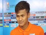 Scoring Against Colombia Best Feeling, Says Jeakson Thounaojam