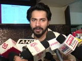 Video : Varun Dhawan Joins Actors Demanding CBI Probe In Sushant Rajput's Death
