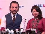 Video: <i>Secret Superstar</i>: Aamir Khan & Zaira Wasim Are Excited & Nervous