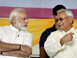 Video : Nitish Kumar Committed To Bihar, Says PM Modi In Patna