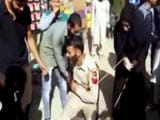 Video : Kashmir Cop Tied To Chair, Roughed Up Allegedly For Taking Photo Of Woman