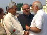 Video : In Patna, How PM Modi Handled Nitish Kumar's Stumper