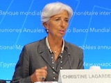 Video : Indian Economy On 'Very Solid Track': International Monetary Fund Chief
