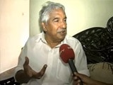 Video: Show Me Probe Report: Oommen Chandy On Fresh Investigation In Kerala Solar Scam