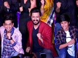 Video: Riteish Deshmukh At The Song Launch Of <i>Faster Fene</i>