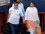 Video : Nupur And Rajesh Talwar Walk Out After 4 Years In Jail