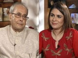 Video : The NDTV Dialogues With Former President Pranab Mukherjee (Aired: Oct 2017)