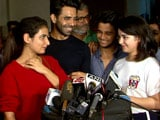 Video: Here's What Team <i>Dangal</i> Has To Say About <i>Secret Superstar</i>