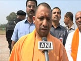 Video : Taj Mahal Built By Blood, Sweat of Indians, Says Yogi Adityanath