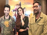 Video: <i>Golmaal Again</i>: Tabu Knew 'What She Was Getting Into'