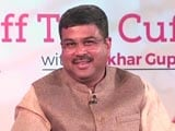 Video : Off The Cuff With Petroleum Minister Dharmendra Pradhan