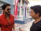 Video: Watch: Shreyas Talpade On The Sets Of <i>Golmaal Again</i>