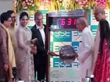 Video : BSE Celebrates Mahurat Trading On Diwali