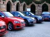 Video: Audi A5 And S5 Driven, Triumph Visitor Centre & Electric Car Charging Stations