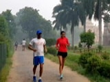 Video: To Run Or Not: Delhi's Recreational Athletes Struggle With Smog