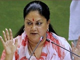 Video : Rajasthan's 'Gag Law' Challenged, BJP Lawmakers Among Critics