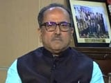 Video : Welcome Step By Centre. Says Nirmal Singh On New Kashmir Dialogue