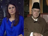 Video : 'Why New Interlocutor, What About 2010 Report': Farooq Abdullah On New Kashmir Talks