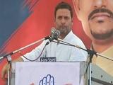 Video: नेशनल रिपोर्टर :गांधीनगर रैली में पीएम मोदी पर हमलावर रहे राहुल गांधी