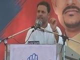 Video: MoJo:गांधीनगर रैली में राहुल गांधी ने पीएम मोदी पर जमकर साधा निशाना
