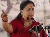 Video : As Protests Mount, Rajasthan Government Defers Controversial 'Gag Law'