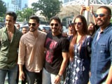 Video : <i>Golmaal Again</i> Opens Big! Rohit Shetty & Team Celebrate