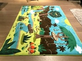 Video: A Rug Which Tells Stories