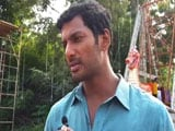 Video : Timing Is Suspect: Tamil Star Vishal Takes On BJP Over Visit By Tax Officials