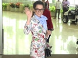 Video : Check Out Kangana Ranaut's High-End Fashion Airport Look