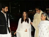 Video : Aamir Khan, Bachchans & Others At Rani Mukherji's Father's Prayer Meet