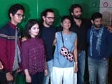 Video : Aamir Khan, Zaira Wasim & Team At The Success Party Of <i>Secret Superstar</i>