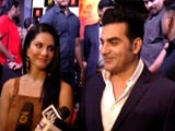 Video : National Anthem In Cinemas: Arbaaz Khan & Sunny Leone Share Their Views