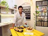 Chef Kunal Kapur Brings The Nawabi Flavours Of Lucknow On The Table With Veg Galouti Kebab