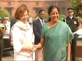 Video : India, France Discuss Ways To Ramp Up Strategic Ties