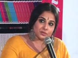 Video : 'When It Gets Creepy...': Vidya Balan On Sexual Harassment In Bollywood