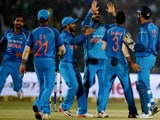 Video : India Win Thriller In Kanpur To Clinch Series 2-1 vs New Zealand