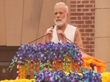 Video : Sardar Patel's Legacy Ignored By Previous Governments, Says PM Modi