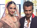 Video: Kiara Advani Walks The Ramp For Vikram Phadnis In Goa