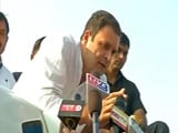 Video : In Gujarat, Rahul Gandhi Derides Arun Jaitley Over Ease Of Doing Business