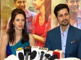 Video : Kalki Koechlin & Sumit Vyas On Their Upcoming Film <i>Ribbon</i>