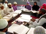 Video : Big Question In This UP Madarsa: How To Implement Government's Textbooks Order