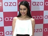 Video : Shraddha Kapoor Makes A Style Statement